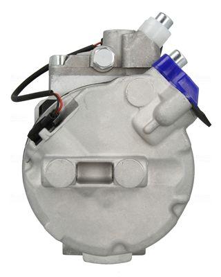 Compresor de Aire Acondicionado NISSENS 89023 conocimiento experto