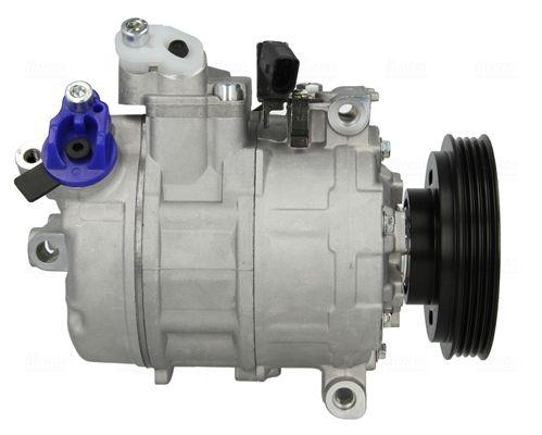 Compresor de Aire Acondicionado NISSENS 89023 5707286348950