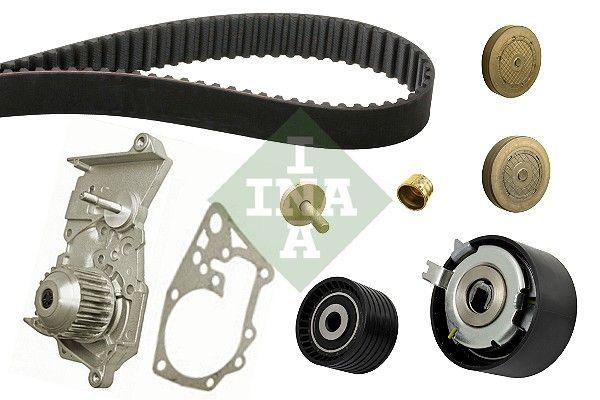 INA  530 0415 30 Water pump and timing belt kit