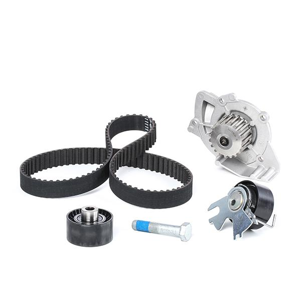 Timing belt and water pump kit INA 530044930 expert knowledge