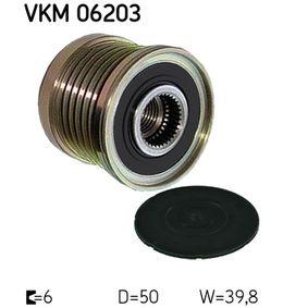 Generatorfreilauf mit OEM-Nummer 23151JD20A