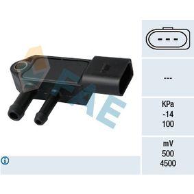 Senzor, tlak vyfuk.plynu 16109 Octa6a 2 Combi (1Z5) 1.6 TDI rok 2010