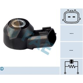 Knock Sensor Number of Poles: 2-pin connector with OEM Number 468 1515 2