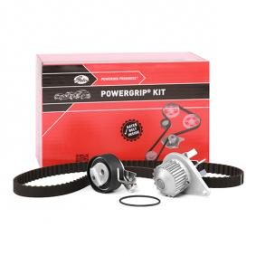 Water pump and timing belt kit KP15575XS 206 Hatchback (2A/C) 1.4 Flex MY 2009