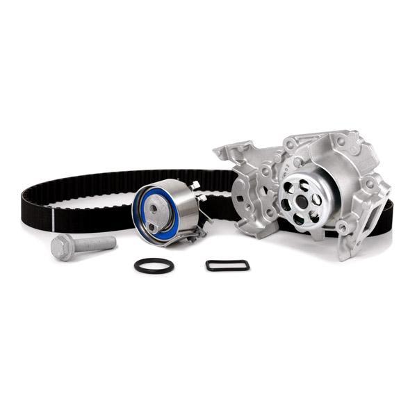 Water Pump + Timing Belt Kit GATES Z80745 rating