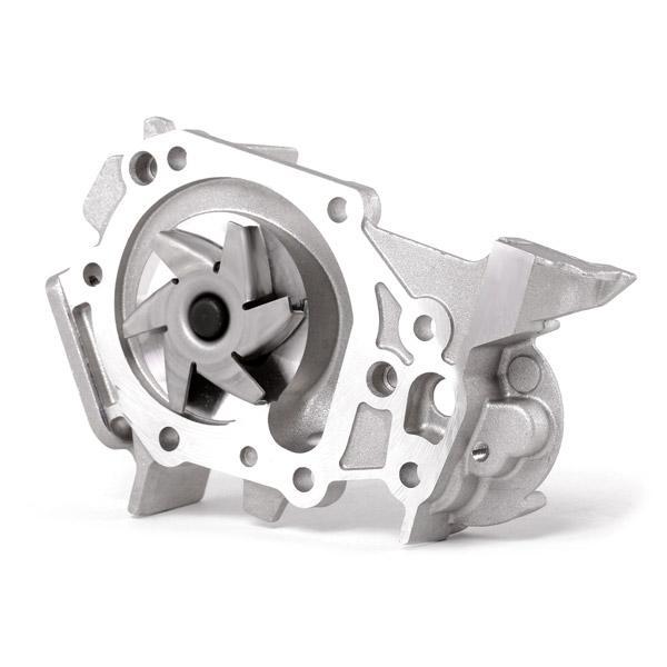 Timing belt and water pump kit GATES 788313096 5414465475238