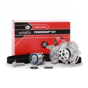 Water pump and timing belt kit with OEM Number T43126 GATES