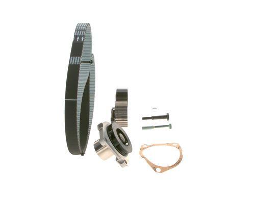 Timing belt and water pump kit BOSCH WASSERPUMPENSET 4047025126526