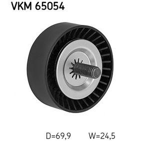 SKF  VKM 65054 Umlenkrolle Keilrippenriemen Ø: 70mm