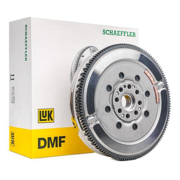Dual mass flywheel LuK 415056410 expert knowledge