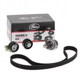 Water pump and timing belt kit with OEM Number 1610.793380