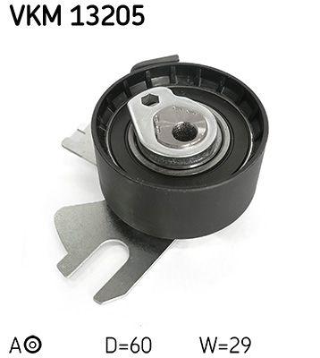 SKF  VKM 13205 Spannrolle, Zahnriemen Ø: 60mm