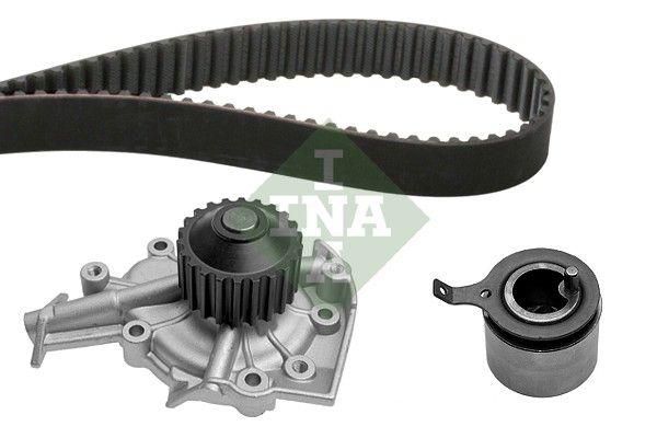 INA  530 0453 30 Water pump and timing belt kit