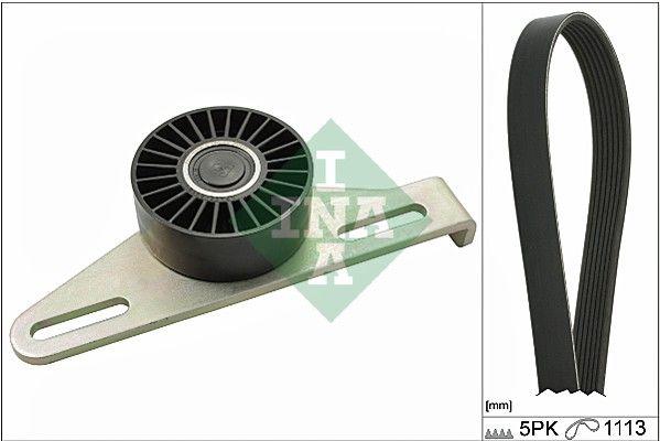 INA  530 0116 30 Water pump and timing belt kit