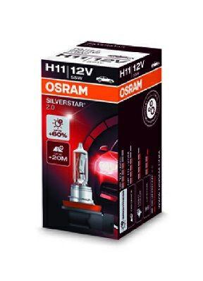 Glühlampe, Fernscheinwerfer OSRAM 64211SV2 Erfahrung