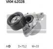 SKF Ø: 70,2mm VKM62028