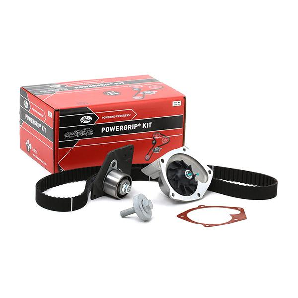 Timing belt kit and water pump KP15610XS GATES WP0065 original quality