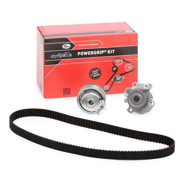 Водна помпа+ к-кт ангренажен ремък KP15489XS-2 GATES K015489XS в оригиналното качество