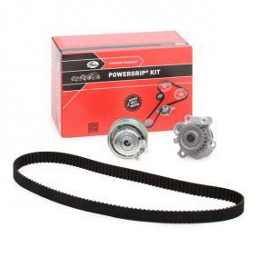Water pump and timing belt kit with OEM Number T43010 GATES