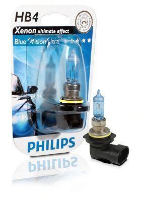 Glühlampe, Fernscheinwerfer PHILIPS 9006BVUB1 Erfahrung
