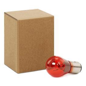 Крушка с нагреваема жичка, стоп светлини / габарити PR21/5W, 12волт, BAW15d, 21/5ват 12495CP