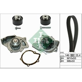 Pompe à eau + kit de courroie de distribution N° d'article 530 0234 30 120,00€