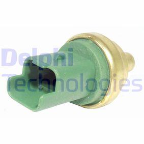 DELPHI Kühlmitteltemperatur-Sensor TS10277 für PEUGEOT 307 SW (3H) 2.0 16V ab Baujahr 03.2005, 140 PS