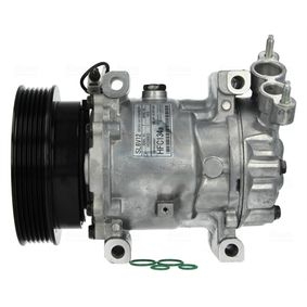 Kompressor, Klimaanlage 89064 CLIO 2 (BB0/1/2, CB0/1/2) 1.5 dCi Bj 2006