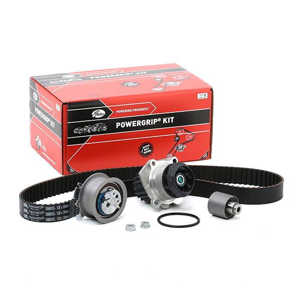 Timing belt kit with water pump GATES T41229 5414465102134
