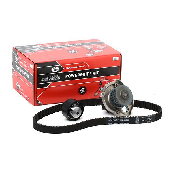 Timing belt kit and water pump KP15503XS-2 GATES K015503XS original quality