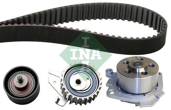 INA  530 0223 30 Wasserpumpe + Zahnriemensatz