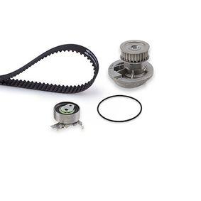 Водна помпа+ к-кт ангренажен ремък KP15367XS Astra F Caravan (T92) 1.6 (F08, C05) Г.П. 1996