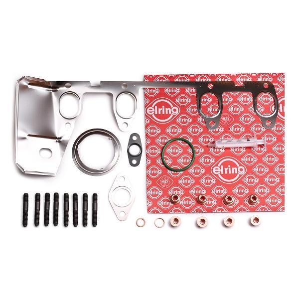 Juego de montaje, turbocompresor 196.390 ELRING 54399900029 en calidad original