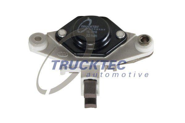 TRUCKTEC AUTOMOTIVE  01.17.011 Regulador del alternador Tensión de servicio: 12V