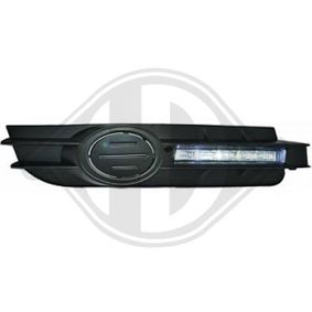 Päiväajovalosarja 1026588 AUDI A6 Avant (4F5, C6)