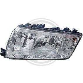 DIEDERICHS  7805083 Hauptscheinwerfer für Fahrzeuge mit Leuchtweiteregelung