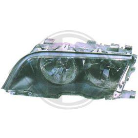 Hauptscheinwerfer 1214080 3 Limousine (E46) 320d 2.0 Bj 1999