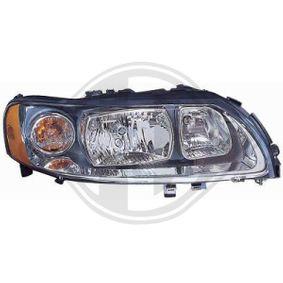 Hauptscheinwerfer für Fahrzeuge mit Leuchtweiteregelung mit OEM-Nummer 30698836