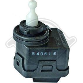 Elemento de regulación, regulación del alcance de faros con OEM número 4B0941004BN