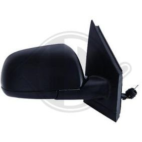 Outside Mirror with OEM Number 6Q0 857537 01C