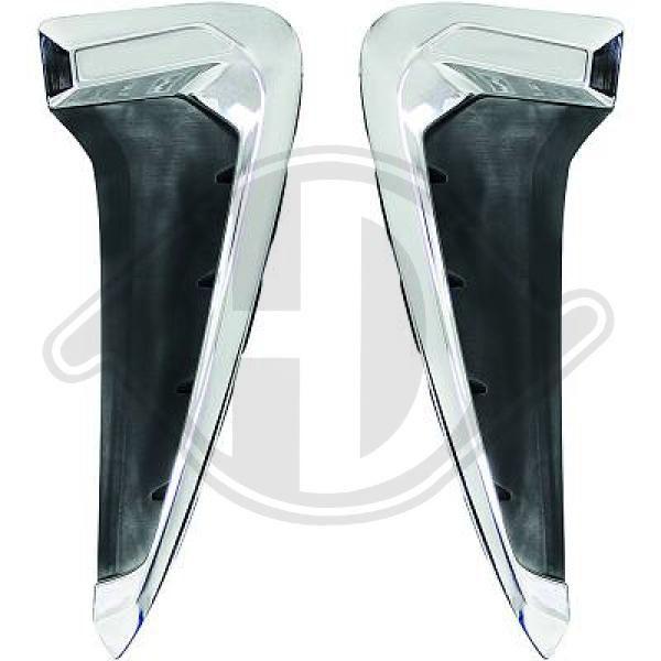 DIEDERICHS HD Tuning 1291388 Juego de luces circulación diurna
