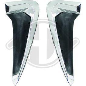 Zestaw reflektorów do jazdy dziennej 1291388 BMW X5 (E70)