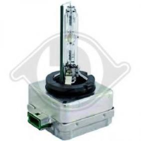 Glühlampe, Hauptscheinwerfer mit OEM-Nummer N 107 218 05