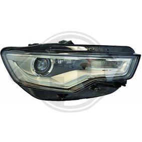 Hauptscheinwerfer für Fahrzeuge mit Xenon-Licht, für Fahrzeuge mit Kurvenlicht, für Rechtsverkehr mit OEM-Nummer N10721805