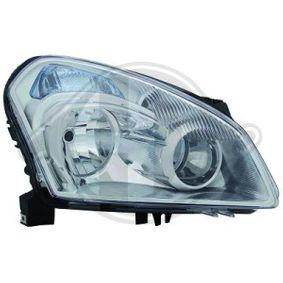 2012 Nissan Qashqai j10 1.6 Headlight 6045880