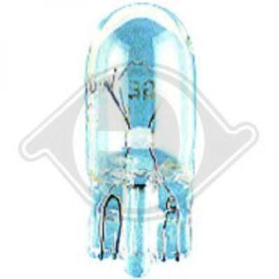 DIEDERICHS HD Tuning 9500083 Glühlampe, Kennzeichenleuchte