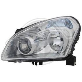 2007 Nissan Qashqai j10 1.6 Headlight 6045881