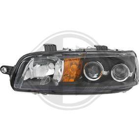 Headlight 3453983 PUNTO (188) 1.2 16V 80 MY 2006