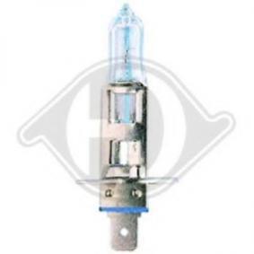 Glühlampe, Fernscheinwerfer H1, 55W, 12V, Halogen 9600084 VW GOLF, PASSAT, POLO
