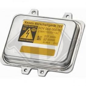DIEDERICHS Vorschaltgerät, Gasentladungslampe 1224284 für BMW 5 (E60) 530 xi ab Baujahr 01.2007, 272 PS